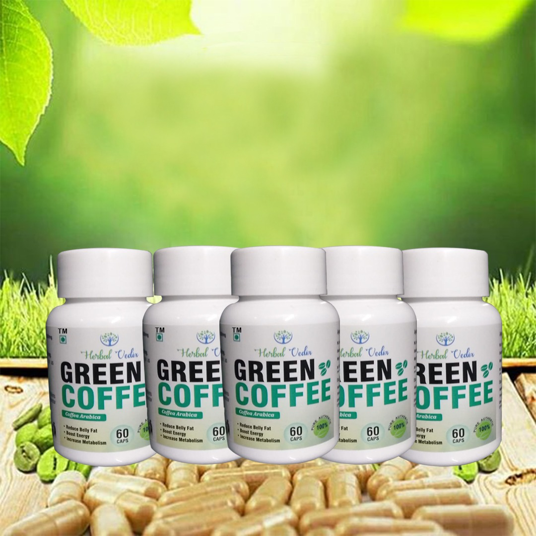 green coffee capsules price in india