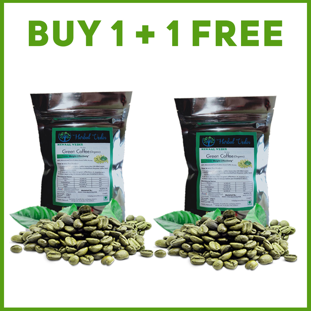 Green Coffee Powder Buy 1 + 1 free