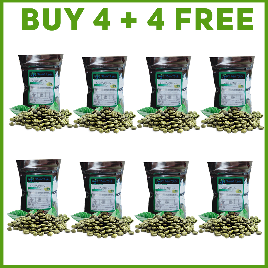 Green Coffee Powder Buy 4+4 Free
