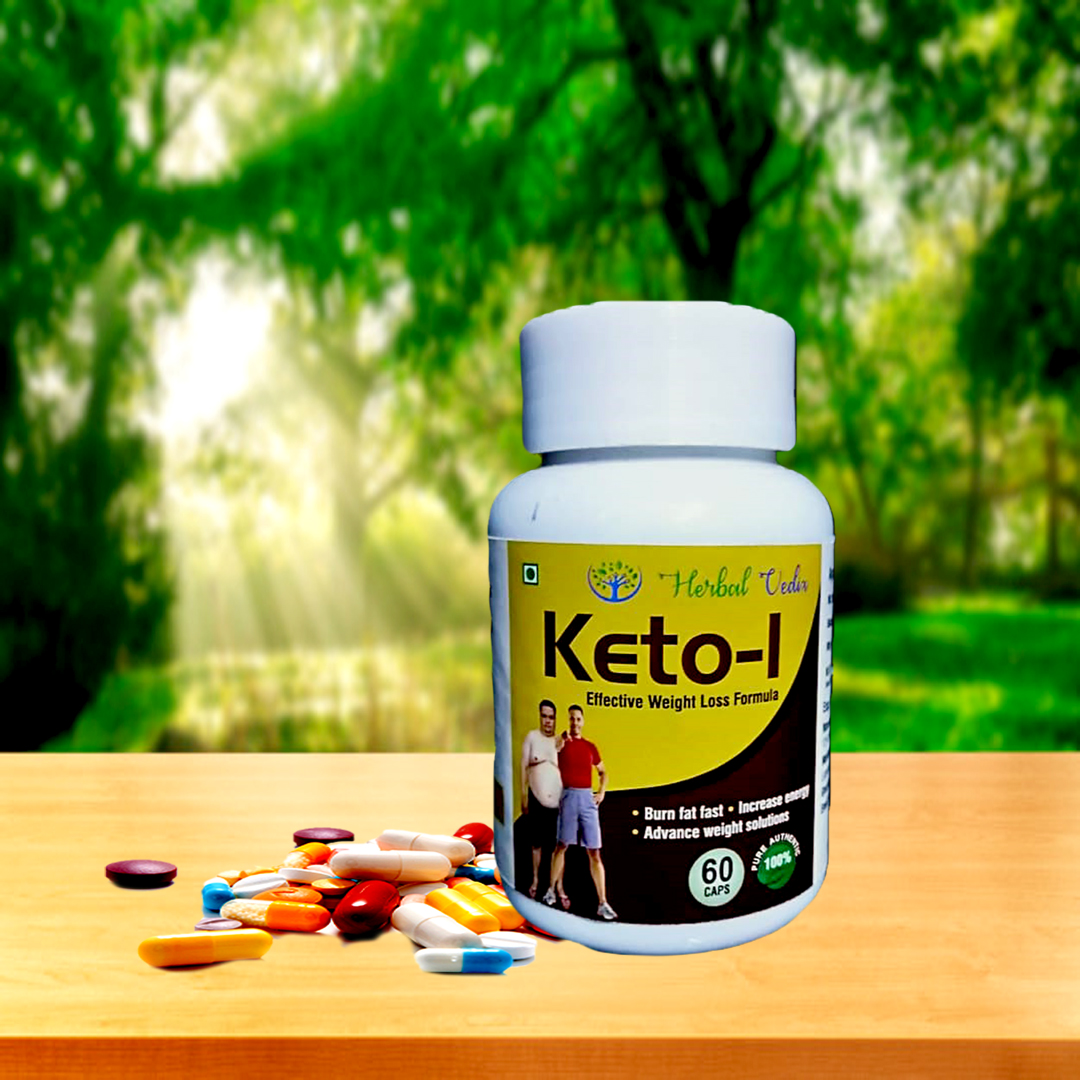 Keto Weight Loss Capsule